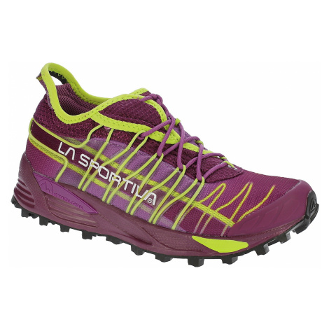 shoes La Sportiva Mutant - Plum/Apple Green