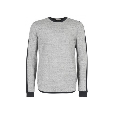 Scotch Soda JARISCU men's Sweater in Grey Scotch & Soda