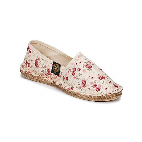 Art of Soule LIBERTY women's Espadrilles / Casual Shoes in Pink