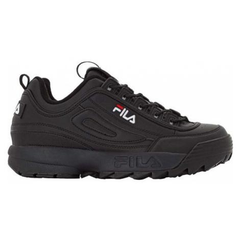 Fila DISRUPTOR LOW WMN black - Women's casual shoes