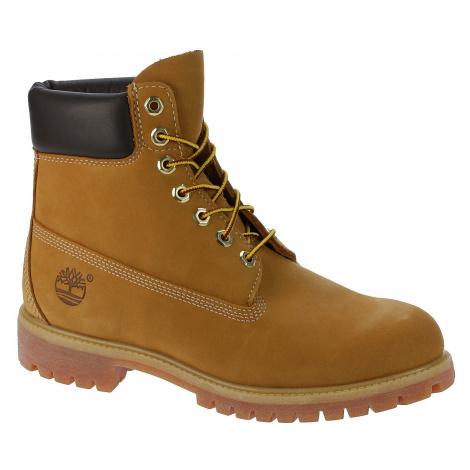 shoes Timberland Icon 6 Premium Boot - 10061/Wheat Nubuck
