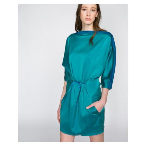Jakub Polanka x Bibloo Absynthe. Dress Blue Green