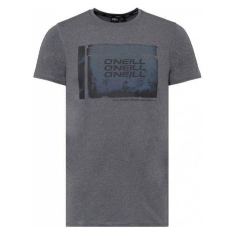 O'Neill PM PHOTO HYBRID T-SHIRT grey - Men's T-shirt