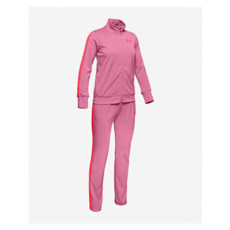 Under Armour Kids traning suit Pink