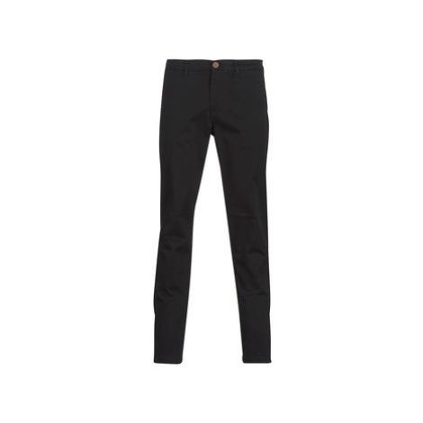 Jack Jones JJIMARCO men's Trousers in Black Jack & Jones