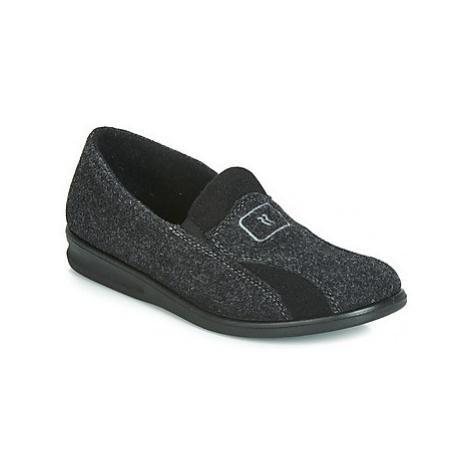 Grey men's home shoes