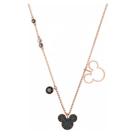 Swarovski Disney Mickey Crystal Necklace