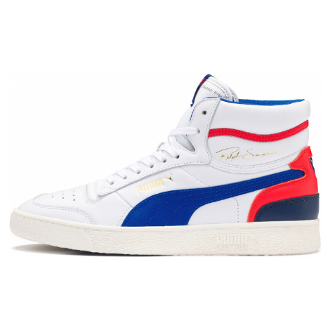 Puma Ralph Sampson Mid Sneakers White