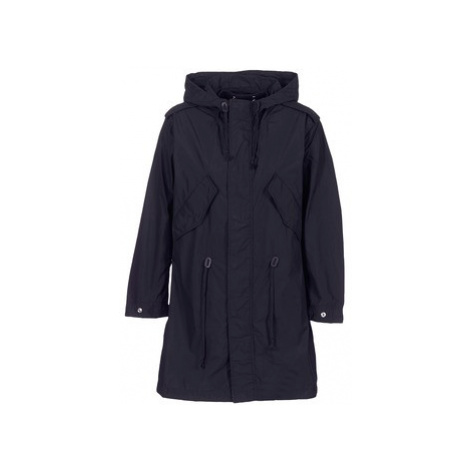 Diesel TERRY women's Parka in Black