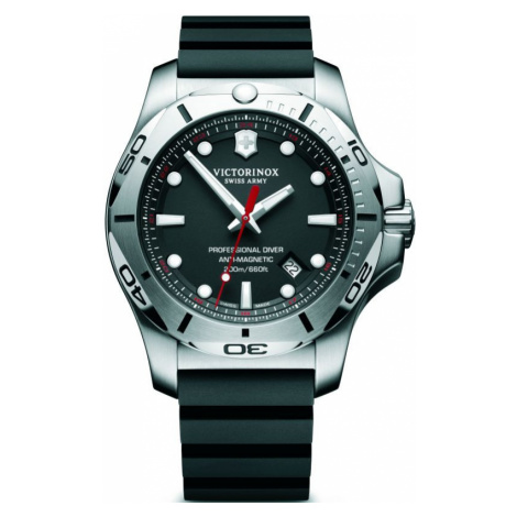 Mens Victorinox Swiss Army INOX Professional Diver Watch