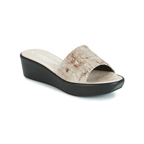 Elizabeth Stuart VIVI women's Mules / Casual Shoes in Beige