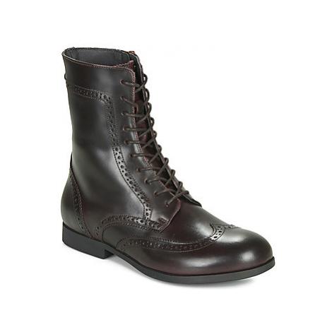 Birkenstock LARAMIE women's Mid Boots in Brown