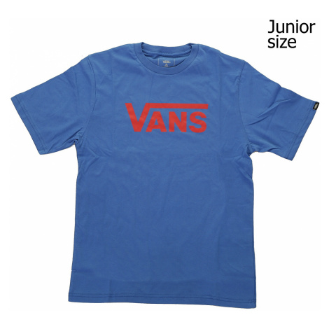T-Shirt Vans Classic - Royal Blue/Racing Red - boy´s