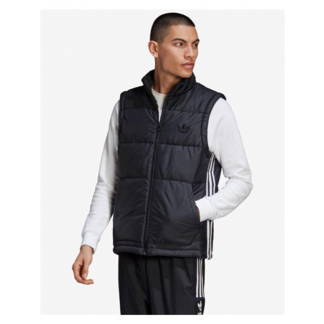 adidas Originals Padded Puff Vest Black