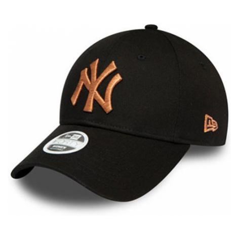 New Era 9FORTY MLB W DONNA NERO NEW YORK YANKEES - Women's club baseball cap
