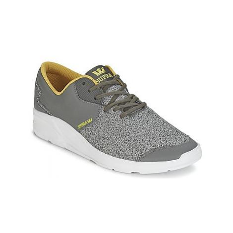 Supra NOIZ women's Shoes (Trainers) in Grey