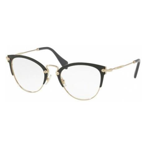 Miu Miu Eyeglasses MU50QV 1AB1O1