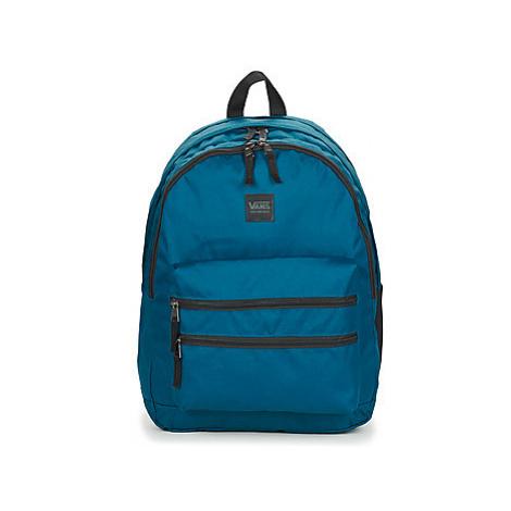 Vans WM SCHOOLIN IT BACKP men's Backpack in Blue
