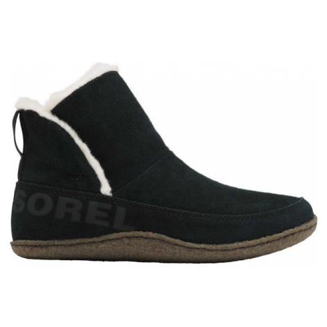 Sorel NAKISKA BOOTIE black - Women's winter shoes