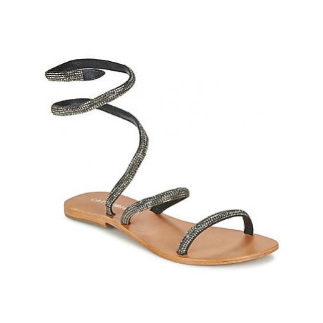 Café Noir CAMPIBALO women's Sandals in Grey