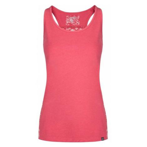 Loap BRESSI pink - Women's tank top