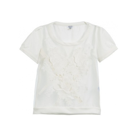 Brigitte Bardot BB44160 women's Blouse in White