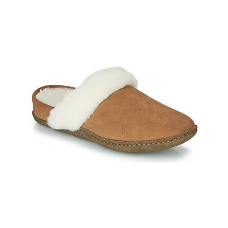 Sorel NAKISKA SLIDE II women's Slippers in Brown