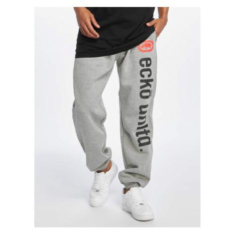 Ecko Unltd. / Sweat Pant 2Face in grey