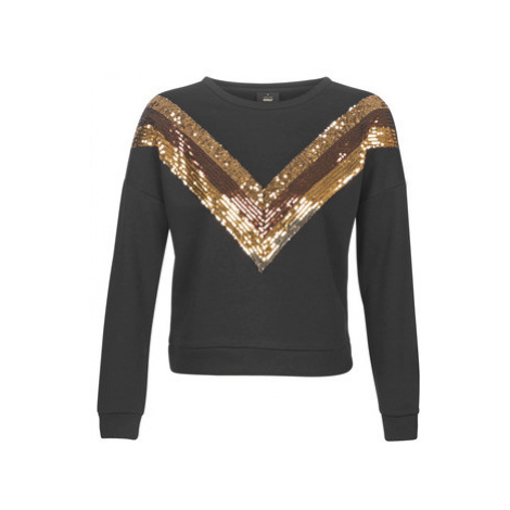 Only ONLTILIA women's Sweatshirt in Black