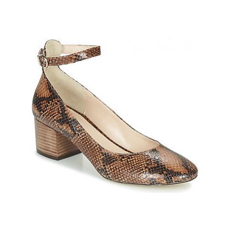 Jonak VESPA women's Court Shoes in Brown