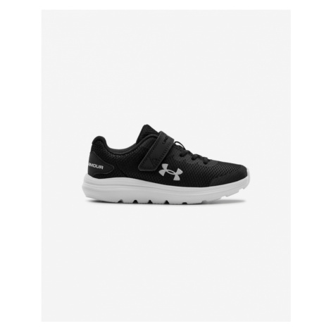 Under Armour Pre-School UA Surge 2 AC Running Kids Sneakers Black