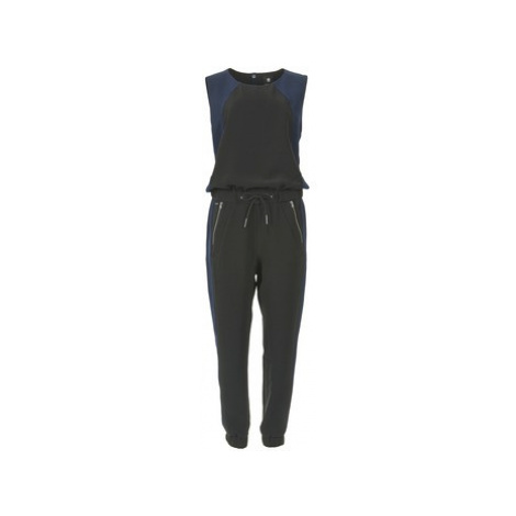 G-Star Raw BRONSON JOGGING SUIT women's Jumpsuit in Black