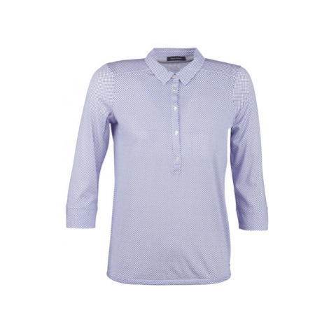 Marc O'Polo CARACOLIVE women's Shirt in Blue