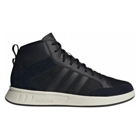 adidas COURT80S MID black - Men's leisure shoes