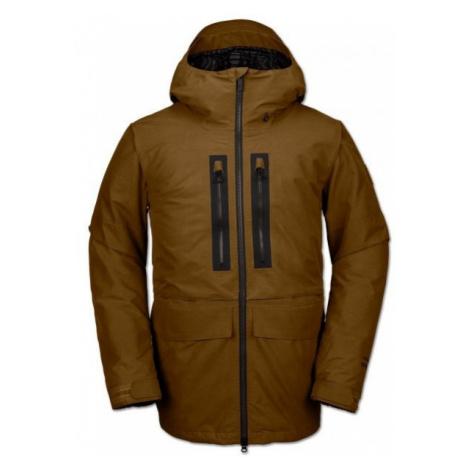 Volcom STONE GORE-TEX brown - Men's ski jacket