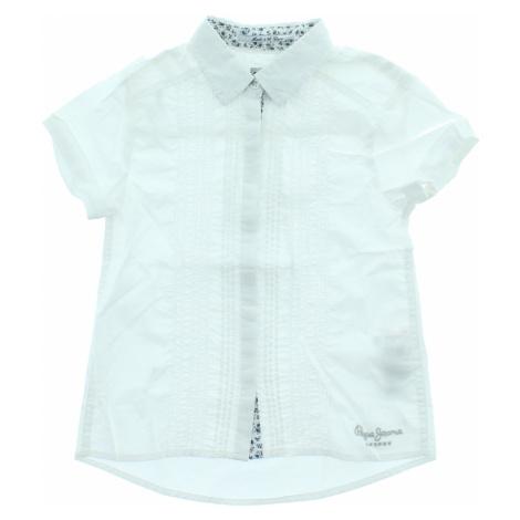 Pepe Jeans Kids Shirt White