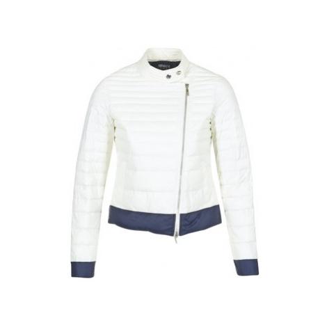 Armani jeans BEAUJADO women's Jacket in White