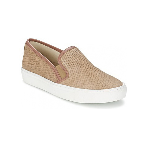 Betty London FRAVA women's Slip-ons (Shoes) in Brown