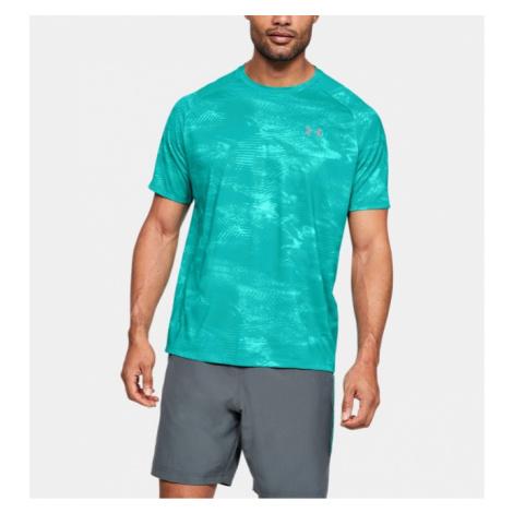 Men's UA Tech 2.0 Printed Short-Sleeve Under Armour
