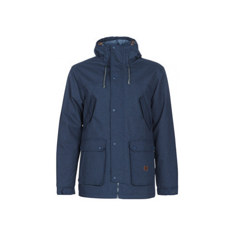 Billabong ALVES 10K JACKET men's Parka in Blue