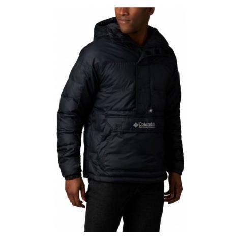 Columbia LODGE PULLOVER JACKET beige - Men's winter jacket