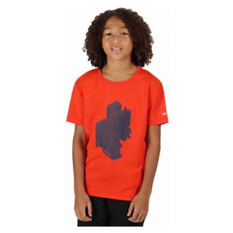 Regatta Alvarado V Quick Dry Junior T-Shirt - SS21