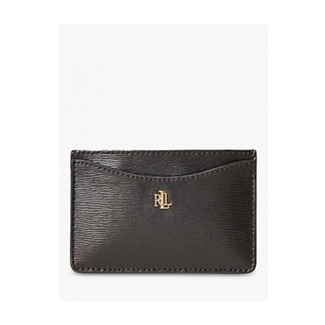 Lauren Ralph Lauren Slim Leather Card Holder