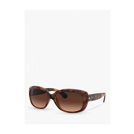 Ray-Ban RB4101 Women's Jackie Ohh Rectangular Sunglasses