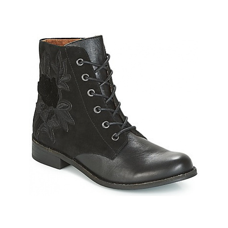 Karston ACAMI women's Mid Boots in Black