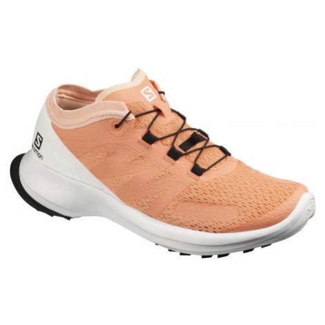 Salomon SENSE FLOW W orange - Women's trail shoes