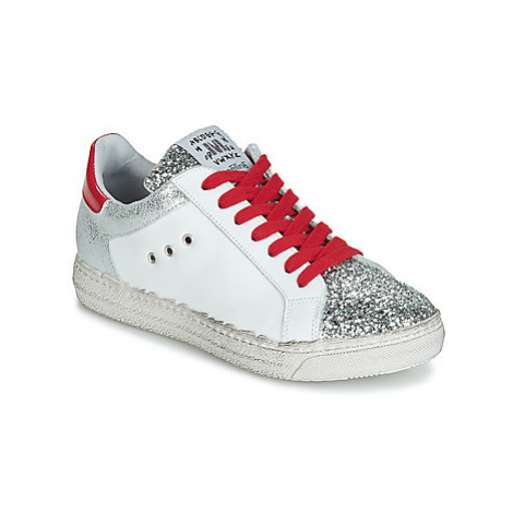 Meline PAKITELLE women's Shoes (Trainers) in White