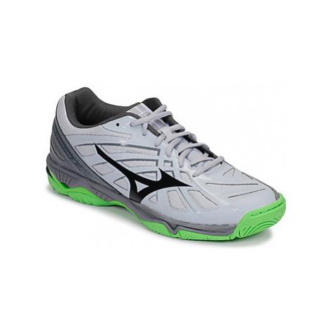 Mizuno WAVE HURRICANE 3 men's Indoor Sports Trainers (Shoes) in Grey