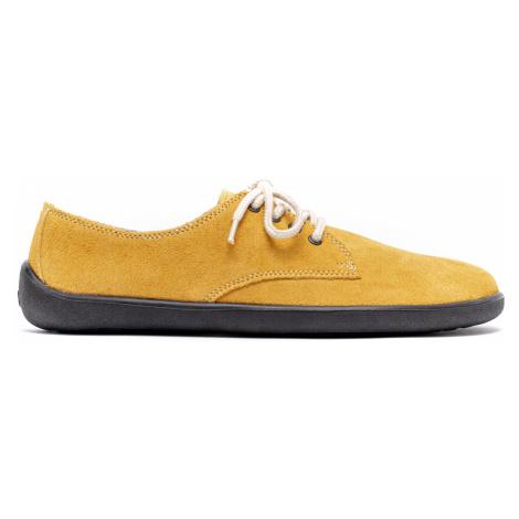 Barefoot Shoes - Be Lenka City - Mustard 46