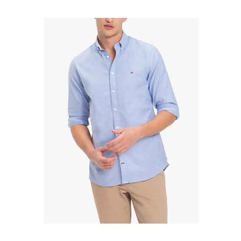 Tommy Hilfiger Slim Cotton Oxford Shirt